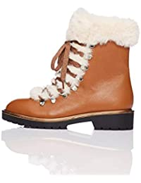 Amazon Brand - find. Women's High Rise Hiking Boots