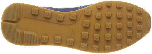 Nike Wmns Internationalist, Scarpe da Ginnastica Donna Blu (Diffused Blue/Summit White 412)