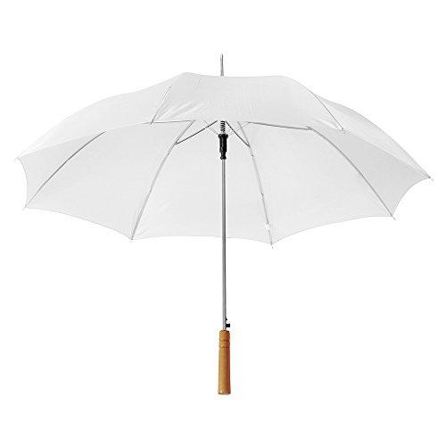 ebuy-gb-blanc-ou-noir-large-parapluie-pour-photo-mariage-105cm-415-l-1-x-parapluie-de-mariage-blanc