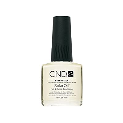CND Solar Oil Nail and Cuticle Conditioner 15 ml from Creative Nail Design Inc