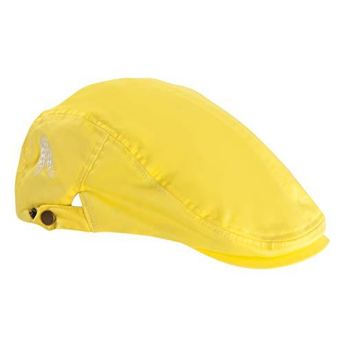 Royal & Awesome Unisex-Golf MÜTZE - YOLO Yellow