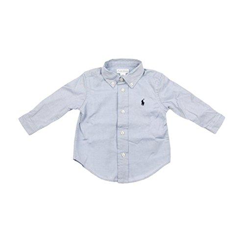 Ralph Lauren Childrenswear Camicia Oxford Blake Bambino Baby Boy Mod. 320600259 12M