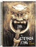 Preisvergleich Produktbild The Stephen King Desk Calendar 2006 - Includes Short Story My Pretty Pony by Stephen King (2004-11-06)
