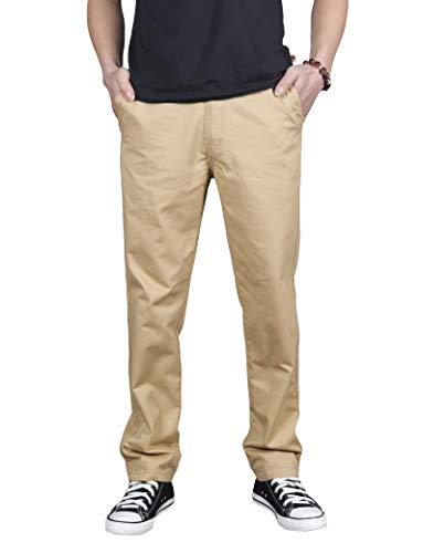 Gmardar Pantalones Hombre Pantalón Casual Hombre
