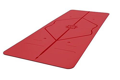 Liforme Yogamatte Rot