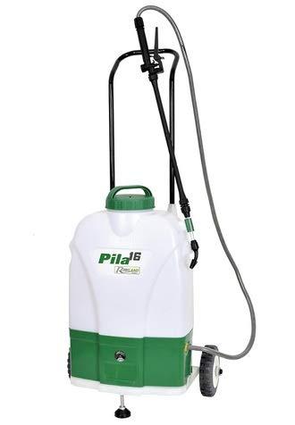 RIBILAND  Pulvérisateur PILA16 électrique sur roues 16 Litres batterie 12V