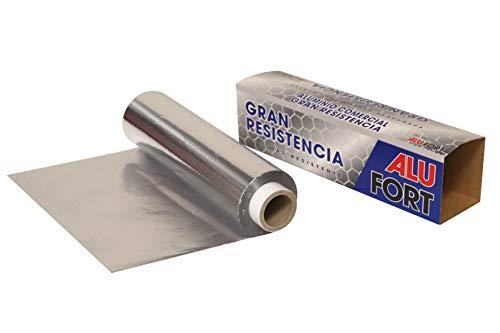 Alufort 3 Uds De Papel De Aluminio Profesional Hostelería
