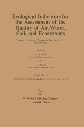 ecological-indicators-for-the-assessment-of-the-quality-of-air-water-soil-and-ecosystems-papers-pres