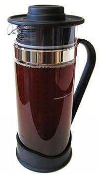 The TeaSpot Steep & Chill Iced Tea Maker with Loose Leaf Tea Infuser