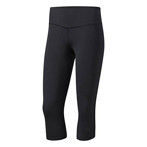 adidas Damen Supernova 3/4 Tights Black S