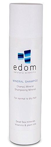 Edom - Shampoo Totes Meer enthält wertvolle Mineralien und Totes Meer Salz