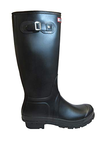 f500d1ca2212 Sky Walker Ladies Women Knee High Flat Festival SKO Wellies Wellingtons  Waterproof Rain Boots Size 3