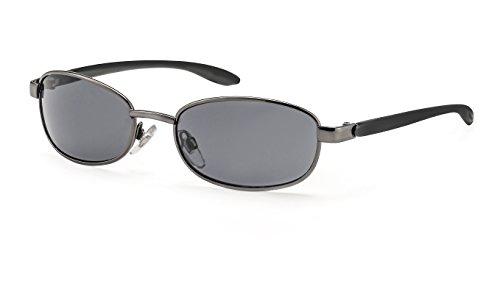 Filtral Sportliche Herren-Sonnenbrille/Leichte Sonnenbrille speziell für schmale, kleinere Köpfe F3012909