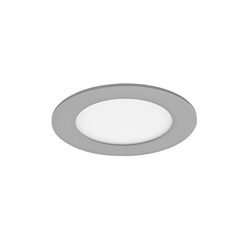 Adtwin 02-007-12-181 LED extraplano downlight, 12 W, luz neutra, 4000° K, color...