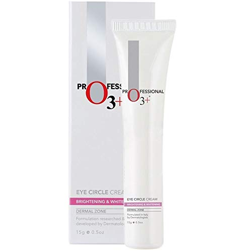 Dark Circle Eye Cream Dark Circles (O3+ Eye Circle Cream - Brightening & Whitening for Dark Circles, Finelines and Puffy Bags, 15g)