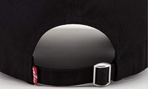 Imagen de levižs  flex 110 tartán batwing snapback cap fitted talla única  negro  alternativa