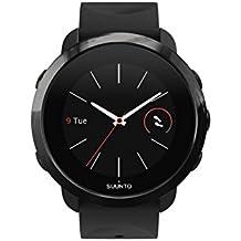 Suunto - Fitness 3 - SS050020000 - Reloj Multisport con GPS y pulsómetro incorporado - Negro - Talla Única