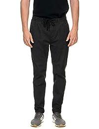98506e7d708d SORBINO UOMO Men s Pantalaccio Trousers Black