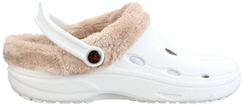 Chung Shi DUX Winter 8900021, Chaussures mixte adulte Blanc-TR-SW237
