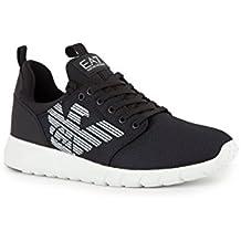 32e1a37514493 Sneakers EA7 EMPORIO ARMANI Uomo X8X022 XK029E00285 Blu II040X8X022 ... EA7  SIMPLE RACER U 00220 10