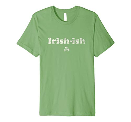 Vintage St. Patrick 's Day Irish ISH ()