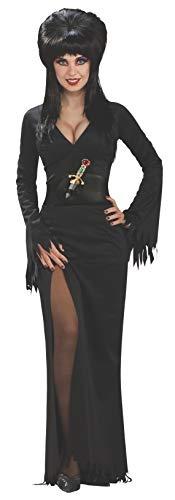 Kostüm Erwachsenen Für Elvira - Rubie's Kostüm Elvira Herrscherin der Dunkelheit