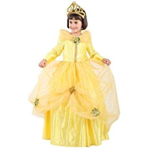 Disfraces FCR - Disfraz princesa bella talla 6