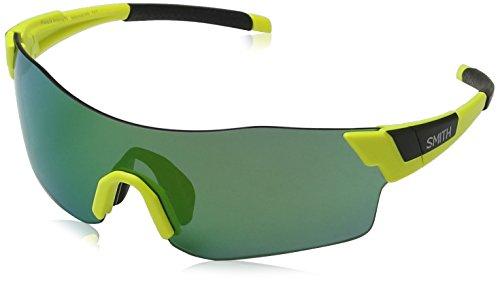 Smith Unisex-Erwachsene PIVLOCK ARENA/N X8 40G 99 Sonnenbrille, Yellow/Gn Green,