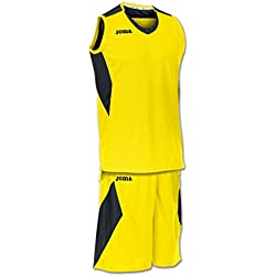 Joma - Set space amarillo-negro s/m para hombre