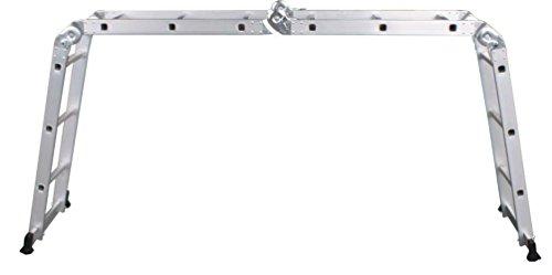 Coamer T32 Escalera multiusos aluminio