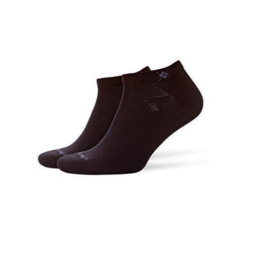 Burlington Herren Sneaker Everyday 4er Pack, Größe:40-46;Farbe:Black (3000)