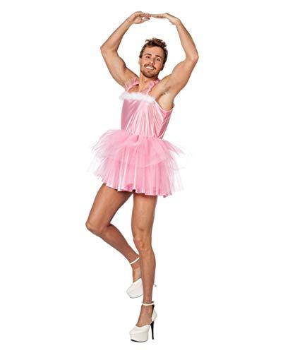 Männerballett Ballerina Kostüm für Herren 56