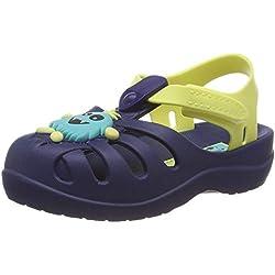 Ipanema Summer V Baby, Sandalias Unisex bebé, (Blue/Yellow 8014), 24 EU
