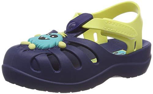 Ipanema Unisex Summer V Baby Sandalen, Mehrfarbig (Blue/Yellow 8014), 25/26 EU