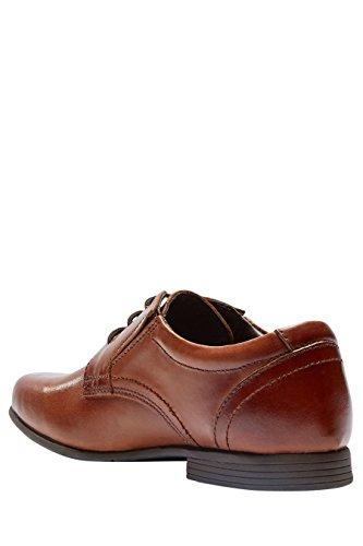 next Garçon Chaussures Habillées À Lacets (Garçon) Standard Tan