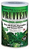 Natures Plus Fruitein High Protein Energy Shake Revitalising Green Foods with over 50 Fruits, Vegetables and Green Foods. by Nature's Plus