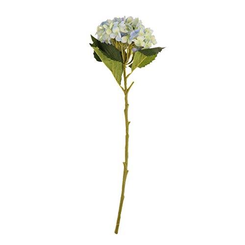 Sharplace Kunstblumen Blumenstrauß, Kunstseide, Hortensien
