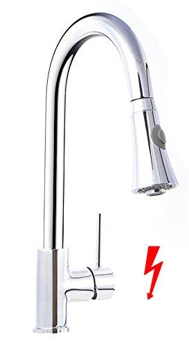 A bassa pressione cucina rubinetto doccia rubinetto miscelatore ...