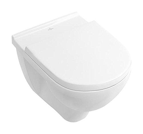 9M396101 WC-Sitz O. Novo, Scharniere aus Edelstahl, weiß