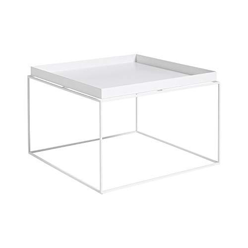 HAY - Tray Table 60 x 60 cm, weiß Design Tray