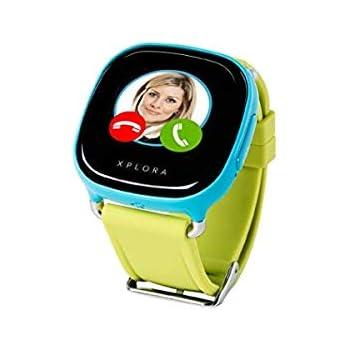 Reloj EXPLORA 1 Azul/Verde