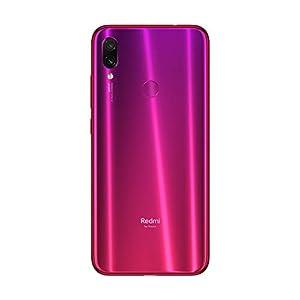 "Xiaomi Redmi Note 7 16 cm (6.3"") 3 GB 32 GB Ranura híbrida Dual SIM 4G Rojo 4000 mAh - Smartphone (16 cm (6.3""), 3 GB, 32 GB, 48 MP, Android 9.0, Rojo)"