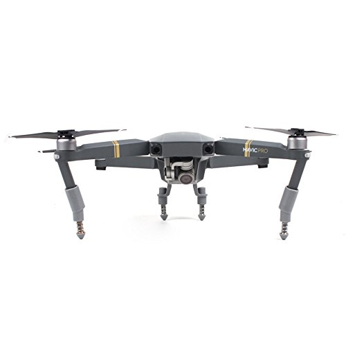 xcsource-upgraded-shockproof-landing-gear-spring-extension-gimbal-stabilizer-protection-for-dji-mavi