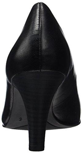 Donna Scarpe Nero 22406 Black Nappa Tacco con Caprice qT5Iavwq