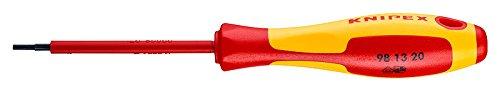 KNIPEX 98 13 20 Schraubendreher für Innensechskantschrauben 175 mm