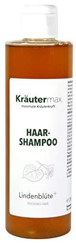 Lindenblüte Haarshampoo 250 ml, Kopfwaschmittel für trockenes Haar, Lindenblüte Shampoo mit Lindenblüte, Arnika, Henna, Meersalz, Produziert in AT+DE, Premiumqualität