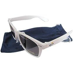 Unbekannt Corona Extra Beer–Blanco Gafas de Sol con Bolsa de Tela–UV 400categ Orie 3