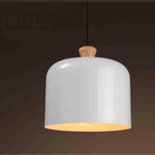 Wide-decken-leuchte (Bar Counter Decke Pendelleuchten Esszimmer Fixtures Industrial Loft Esszimmer Balkon Pendelleuchte Leuchten Kronleuchter , wide white)