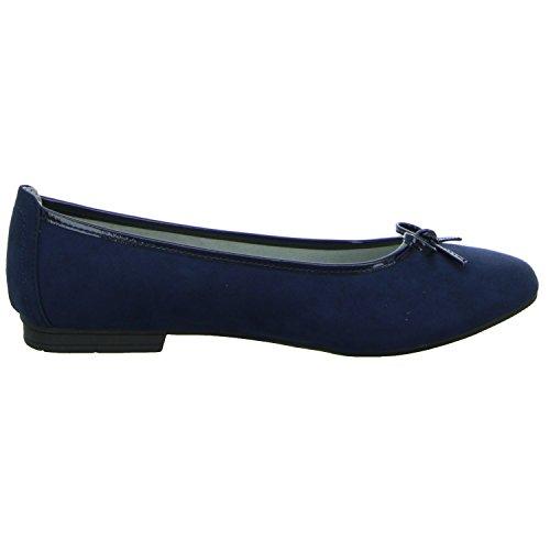 8 Boden 22164 28 Pumps scarbella Blau 805 eleganter Damen 8 Blau Komfort CqfgzW4