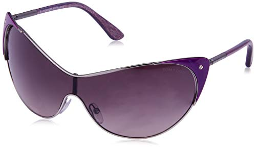 Tom Ford Sonnenbrille FT-VANDA 0364S-80Z (130 mm) gunmetal/lila